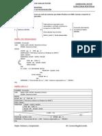 Ejemplos de Estructuras Iterativas