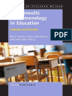 Friesen - Hermeneutic Phenomenology in Education