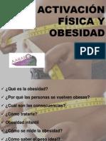 Obesidad y Activacion Fisica