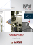 SolidCAM 2012 Solid Probe User Guide