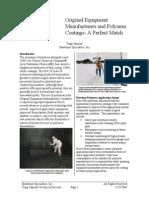 Technical Article Polyurea OEM Perfect Match