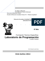 6to - Laboratorio de ProgramaciOn