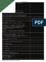Useful AIX Commands