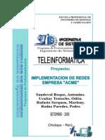 Trabajo Final de Telinformatica