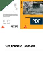 Sika UK Concrete Handbook 2013