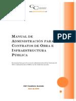 Manual Administracion de Contratos