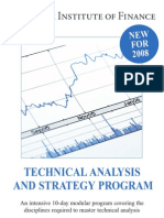 Technical Analysis Program 08