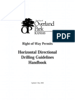 Hdd Guidelines