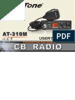 Anytone At310m Manual