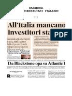 Offerta acquisto su Fondo Immobiliare UIU - Fondi Immobiliari italiani