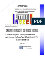 Ecosit3_rapport Secteur Informel Final_tchad 2011_version Publiee