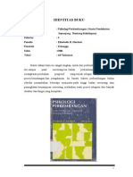 Psikologi Pendidikan Critical Book