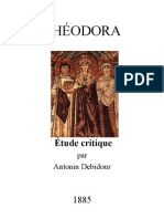 Theodora- Etude Critique