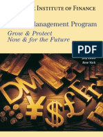 Wealth Mgmt Brochure 2008