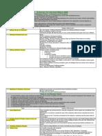 TOGAF 8 Certification - Notes