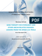 Gene Therapy for Stargardt and Other ABCA4-Related Diseases - Lessons From RPE65-LCA Trials