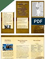 Ilocos Sur Brochure