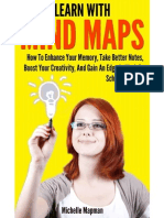 Learn With Mind Maps Michelle Mapman