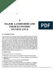 L-9 Major Landforms and Their Economic Significance_l-9 Major Landforms and Their Economic Significance