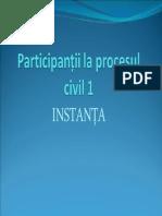 Participantii 1 - Instanta