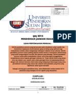 Ujian PJ Suaian - Mel