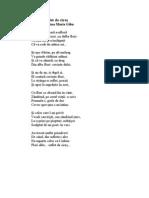 Gibu Ana Maria-Poezii