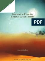 Pourquoi le Prophete s'est marié avec Aicha l'enfant.pdf