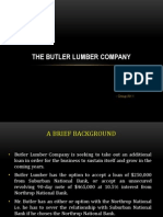 The Butler Lumber Company -AH1