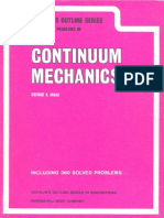 Continuum Mechanics Pdf