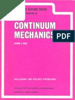 Continuum Mechanics