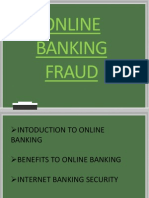 Online Banking Fraud