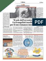 23.2.2014, 'ROMAGNA LIBERTY. in Bicicletta Alla Scoperta Dell'Architettura Art Nouveau', Corriere Di Romagna
