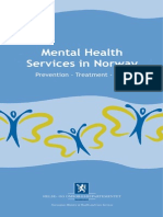 Mental Health Services in Norway