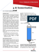 Reforming & Isomerization Pretreatment