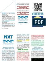 NXT Brochure Draft - DOC File