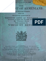 Treatment of Armenenians in the Ottoman Empire 195-1916