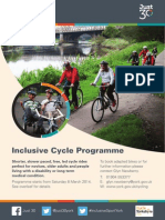 Inclusive Cycling 2 Sided Poster EMAIL