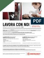 LAVORA CON NOI IN ITALIA (2014)