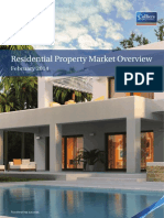 Residential Property Market Overview-Feb 2014