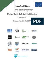 EuroSoilStab - Design Guide Soft Soil Stabilisation