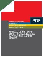Manual Impermeabilizacion