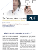 Customer Value Proposition Essentials eBook