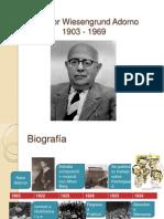 Dialéctica Negativa. Th. Adorno1