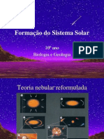 Forma Sist Solar