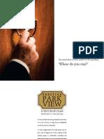 Park View Brochure