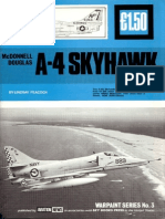 (Warpaint Series No.3) McDonnell Douglas A-4 Skyhawk Variants
