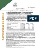 resultats ADP 2013