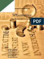 SPEconomics 2nd Sept