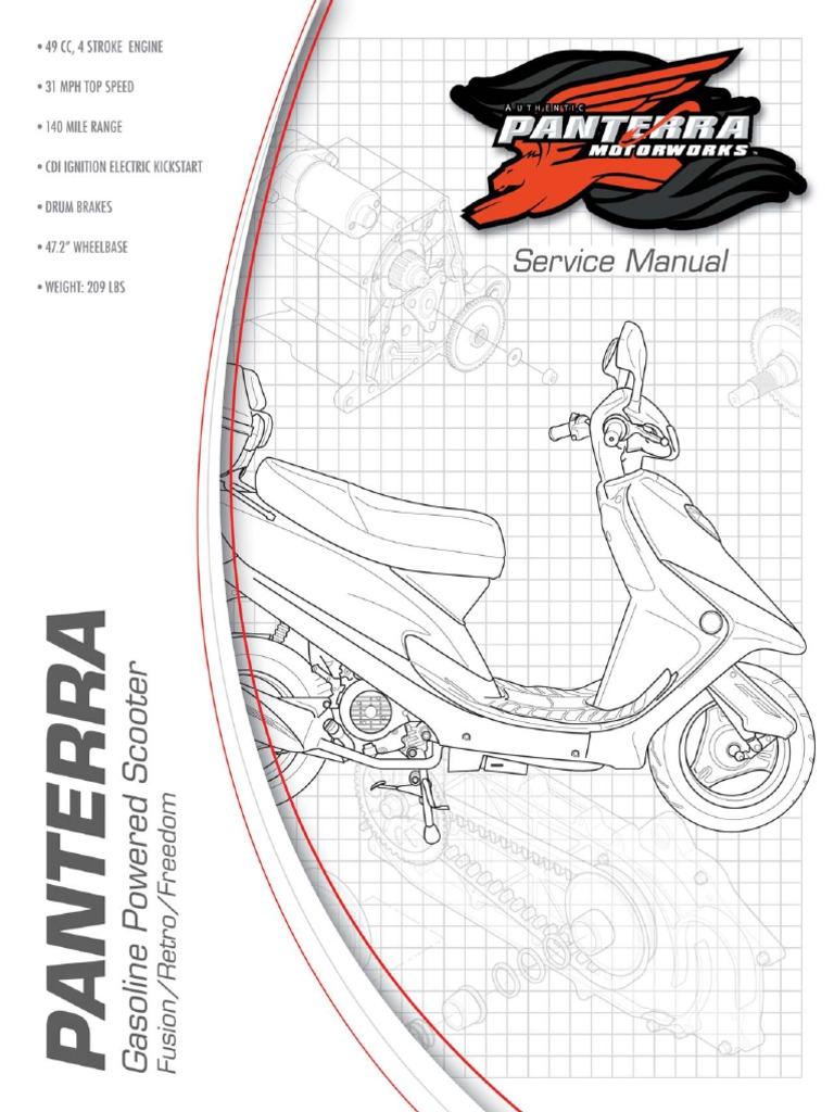 Panterra Four Wheeler Wiring Diagram Simple Schema Electrical Diagrams Tractor