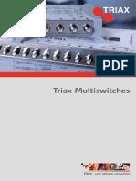 Triax multiswitch